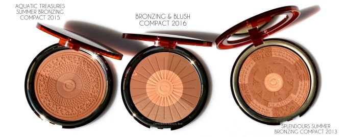 Clarins Summer 2016 Bronzing Compact & comps