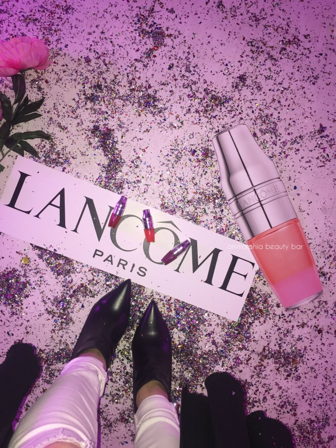 Lancome Juicy Shaker event 9