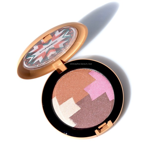MAC Vibe Tribe Gleamtones Powder opener
