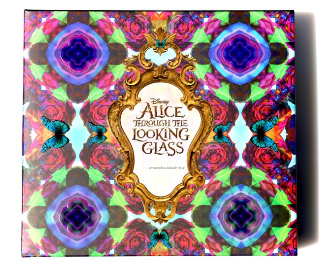 UD Alice Through the Looking Glass packaging front