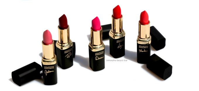 L'Oreal Collection Exclusive Pinks