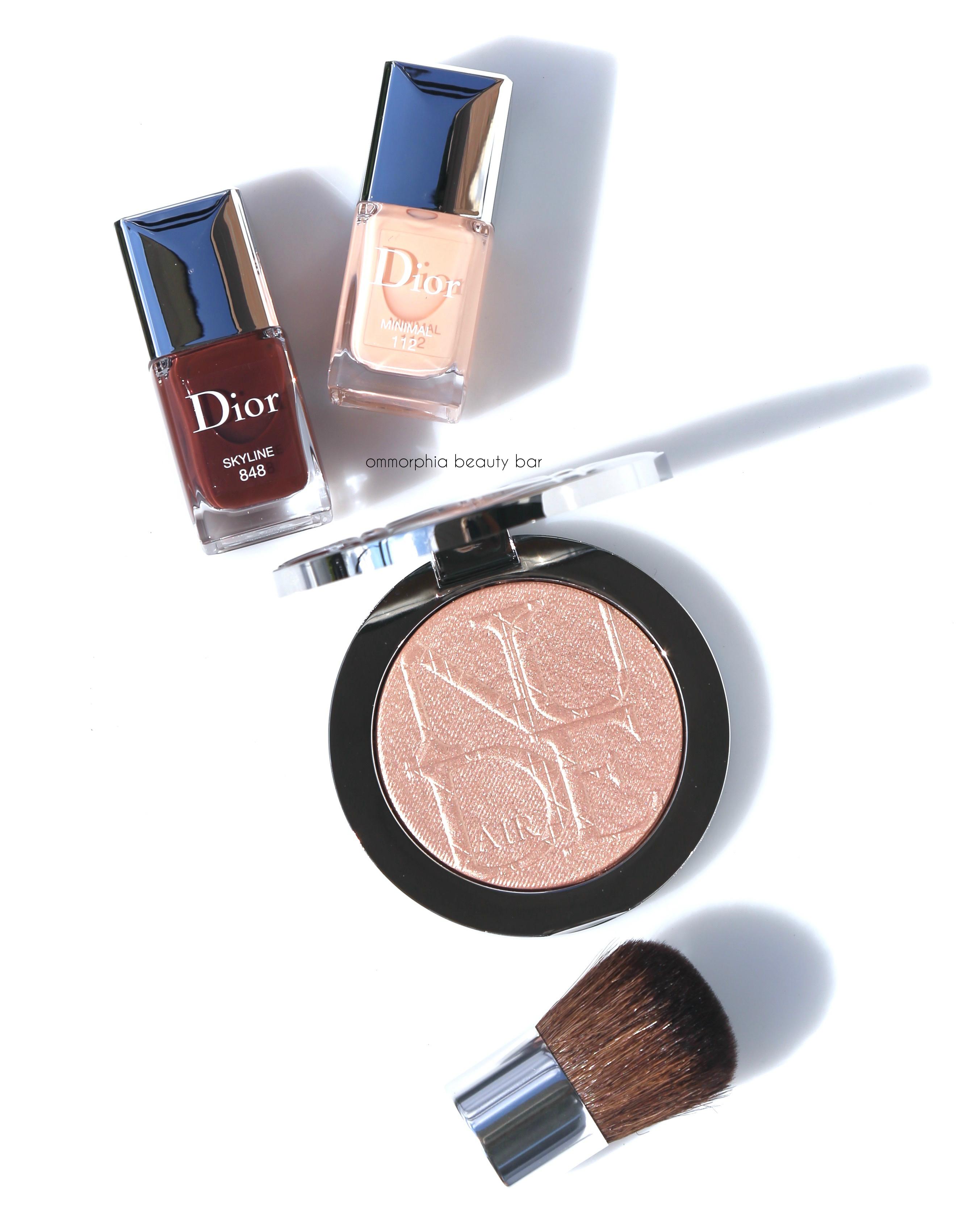 Dior Diorskin Nude Air Luminser Powder Shimmer 001 (Dior