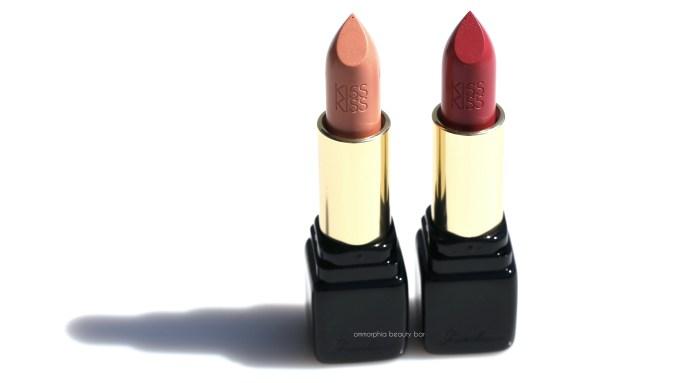 Guerlain Fall 2016 lipsticks 2