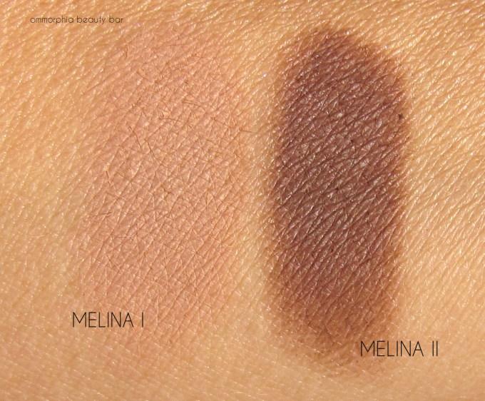 NARS Melina Contour Blush swatches
