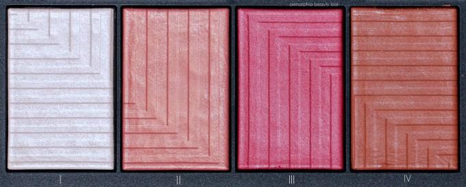 NARSissist Dual-Intensity Blush Palette macro