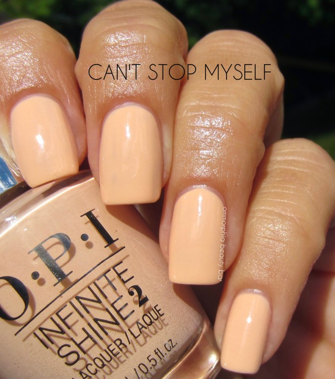 OPI Can't Stop Myself swatch