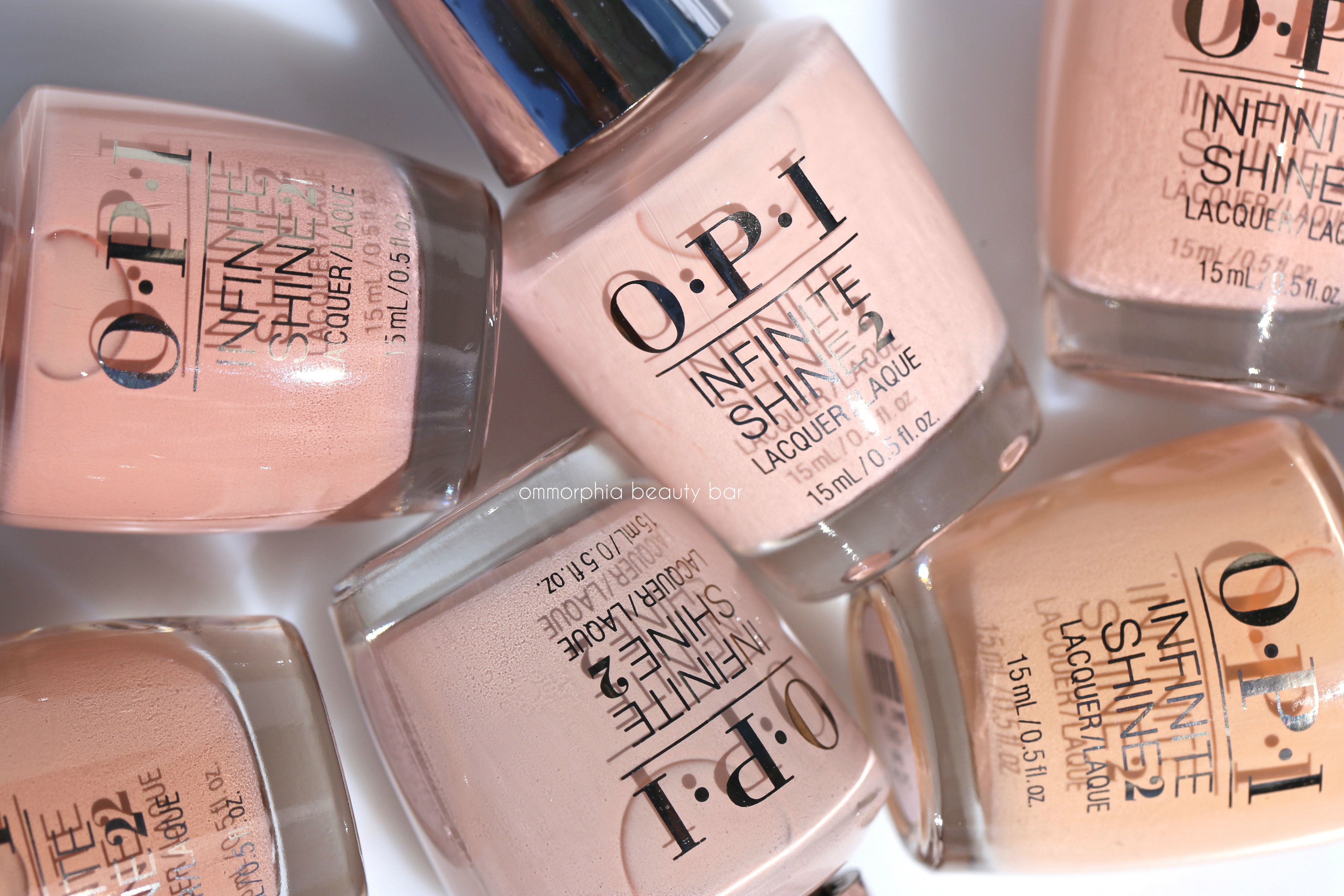 OPI Infinite Shine Summer 2016 Collection: Review and