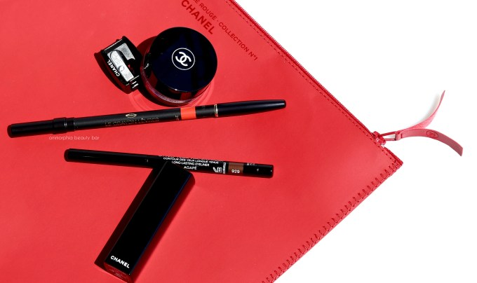 CHANEL Le Rouge extras closed