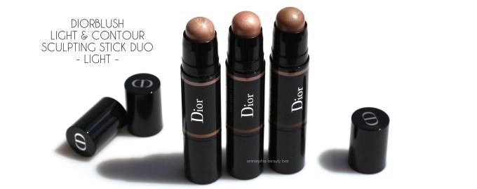 Dior Diorblush Light & Contour light trio