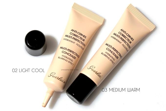 Guerlain Multi-Perfecting Concealer 2