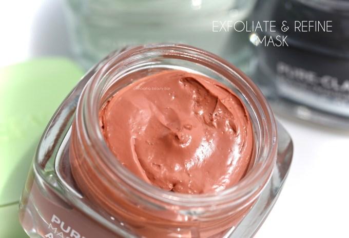 L'Oreal EXfoliate & Refine Mask