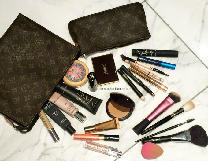 L'Oreal Vernis a L'Huile event travel makeup