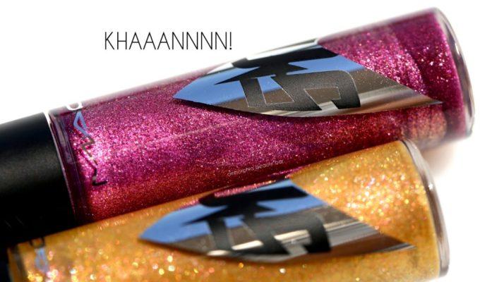 MAC Star Trek Khaaannnn!