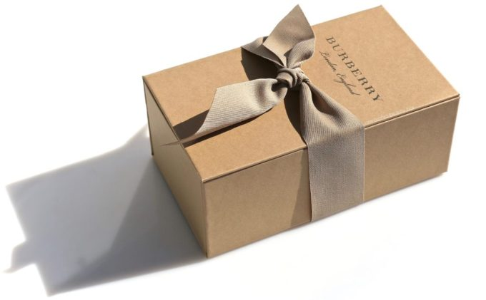 My Burberry Black boxed