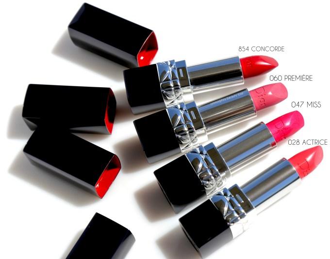 Dior Rouge Dior the creams 2