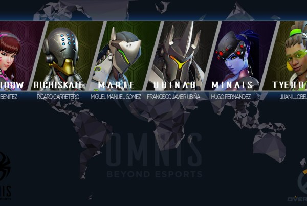 Nuevo Roster OW