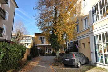 Hostel in Salzburg, Austria