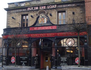 An old pub in Liverpool
