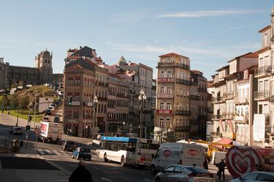 Porto Town Centre