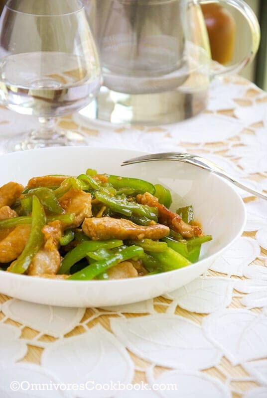 Pork-and-Pepper-Stir-Fry