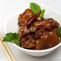 Hardcore Chinese - Braised Pork Feet