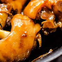 Hardcore Chinese - Mom's Best Braised Pork Feet