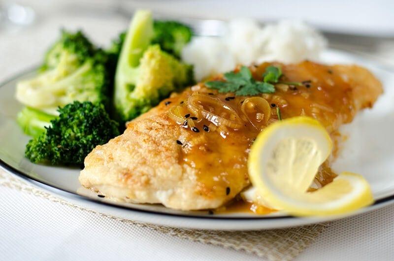 Healthy Lemon Chicken | Omnivore's Cookbook