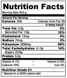 Bubble milk tea - Nutrition Facts | Omnivore's Cookbook