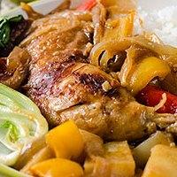 African Chicken (非洲鸡)