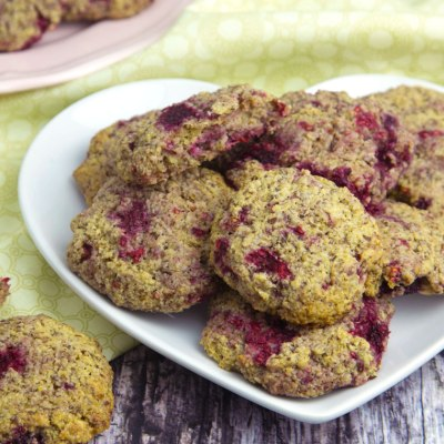 Product Review: Norbu Natural Sweetener + Raspberry Oatbran Cookies