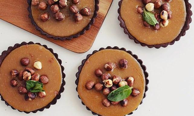 caramel-tart