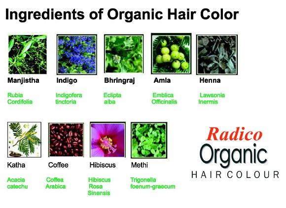 Χάρισε τέλειο χρώμα στα μαλλιά σου με τις 100% φυσικές Βαφές Radico