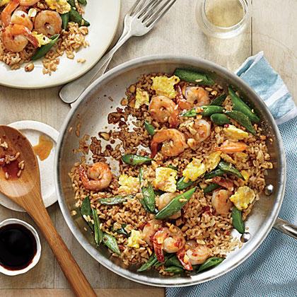 rice-shrimp