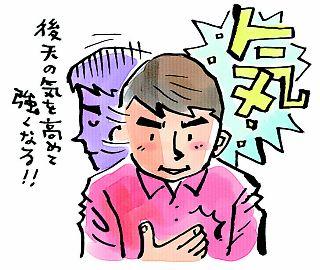 先天の気(腎気)と後天の気(脾胃の気)
