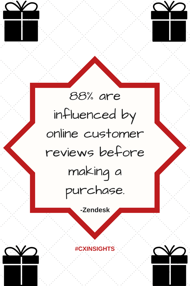 online customers word of mouth
