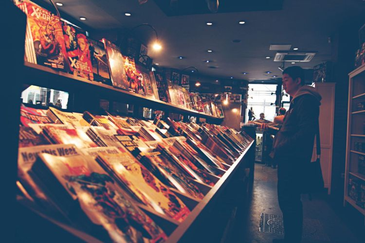 3 comic book stores you must visit, www.omtripsblog.com