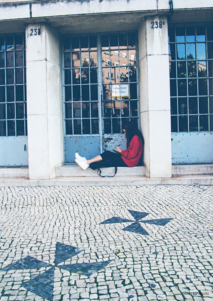 On the streets...Lisbon, Portugal @omtripsblog