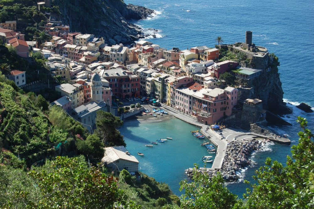 Featured Photo Friday | Vernazza's One Year Anniversary Since Flooding
