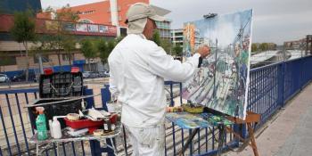 Concurso Pintura Rápida