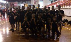 Nacional de Kickboxing: ADCMC/CCN traz 15 medalhas em 15 atletas