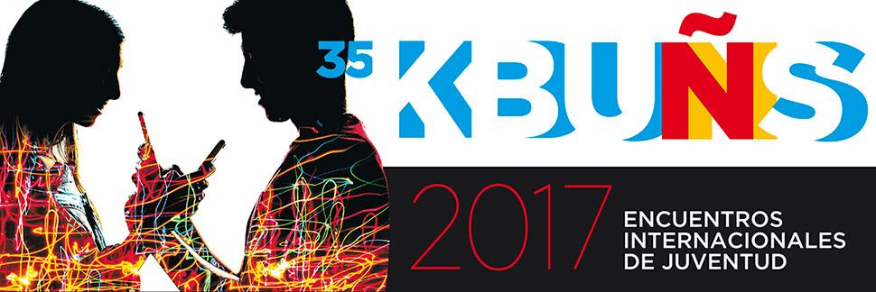 Cartel Cabuenes 2017 encuentro juventud