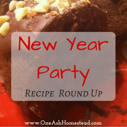 featured new year party