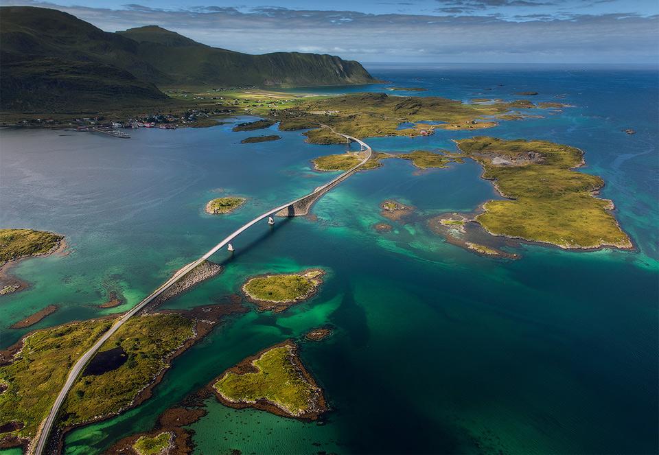 arctic paradise, norway