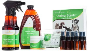 Animals Scents for Animal Care Button