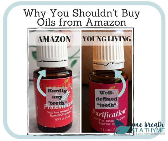 Why You Shouldn't Buy Oils from Amazon (1)