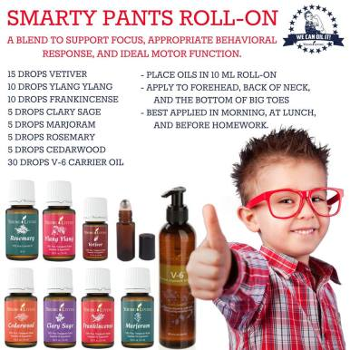 Smarty Pants Roll-On