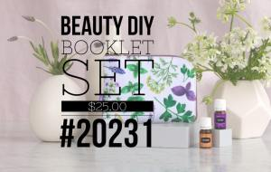 Beauty DIY Booklet Set