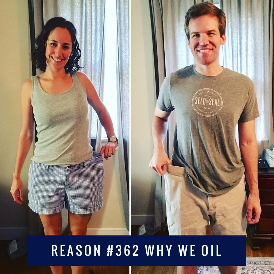 Oils and Weight Loss
