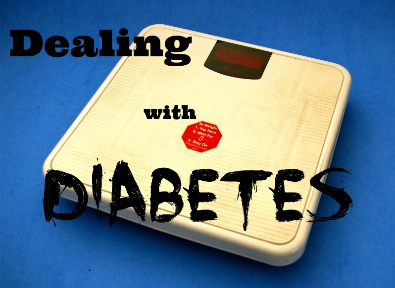 dealing with diabetes