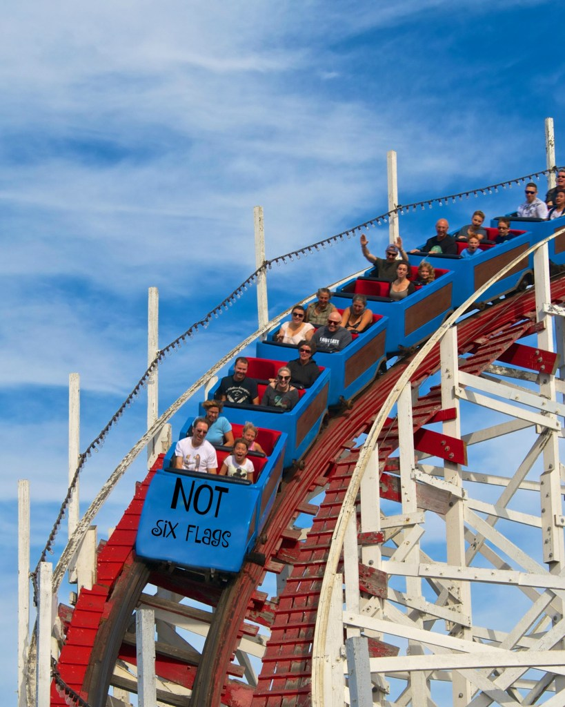 Six Flags Spring Hill FL